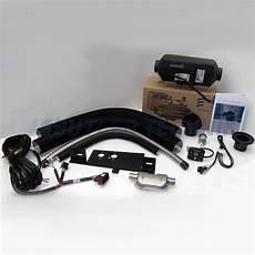 eberspacher airtronic d2 vw t5 external mount heater kit