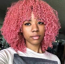 temporary hair color in 2020 natural hair styles dyed natural hair temporary hair color