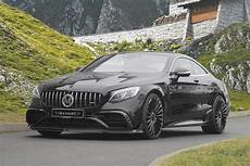 S Class Coupe Amg S63 Facelift 2018 Mansory America
