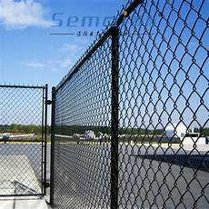 1 vinyl coated 9 paint plastic chain link fence