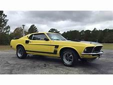 1969 Ford Mustang For Sale  ClassicCarscom CC 1041952