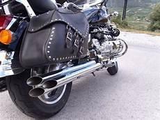 Honda Valkyrie With Cobra Exhaust