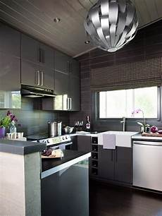 Decorating Modest Kitchens Ideas Inspiraton small modern kitchen design ideas hgtv pictures tips hgtv