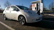 Essai Nissan Leaf 30 Kwh Autonomie De 200 Km Atteinte