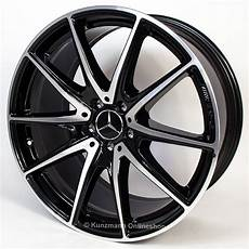 Amg 20 Inch Alloy Wheel Set S Class W222 5 Spoke
