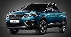 New Peugeot 5008 Dreams Of The Countryside In Form