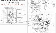 Dgad060cdj Coleman Gas Furnace Parts Tagged Quot Manual