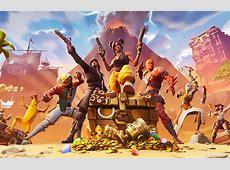 Wallpaper Epic Games, Fortnite, 2019 images for desktop