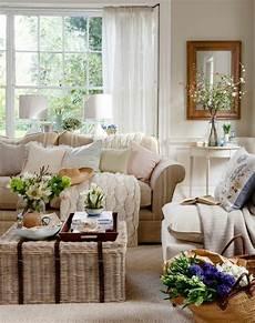 Deko Landhausstil Wohnzimmer - 1001 ideen f 252 r moderne wohnzimmer landhausstil einrichtung