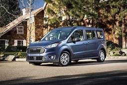 Freshened 2019 Transit Connect Wagon Tempts Boomers With