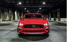 2018 ford mustang gt levels up with new performance level 2 the