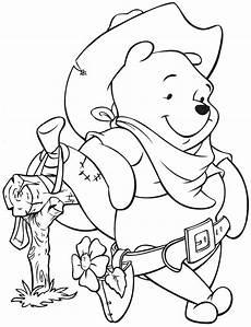 pooh para pintar coloring city