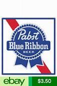 Decorative Decals EBay Home & Garden  Pabst Blue Ribbon
