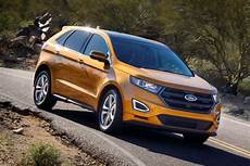 Ford Suv Offensive Drei Komplett Neue Modelle Bis 2019
