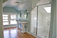 Attic Bedroom And Bathroom Ideas by 7 Awesome Attic Transformations Bath Attic Master