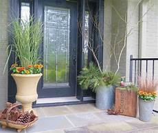 Decorations For A Front Porch by Fall Front Porch Decoration Ideas With Fiskars