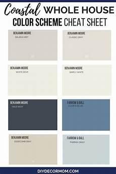 interior paint colors how to pick the best whole house color scheme