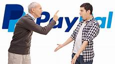 Privat Verkaufen Lohnt Sich Paypal Computer Bild