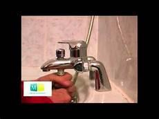 Robinet Sur Baignoire Plomberie Probl 232 Me Robinet Mitigeur Baignoire Plumbing