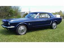 1965 Ford Mustang For Sale On ClassicCarscom  230 Available