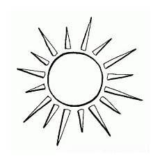 Kostenlose Malvorlagen Sonne Malvorlagen Sonne Sonne Bilder Zum Ausmalen