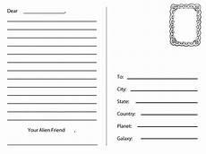 postcard address template word 40 great postcard templates designs word pdf