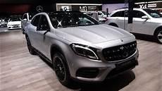 2018 Mercedes Gla 200 D 4matic Exterior And