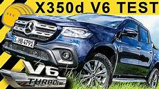 mercedes x klasse v6 x klasse x350d v6 test fahrbericht 258 ps 550nm