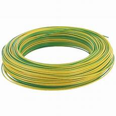 single wire cable h07vk 1 5mm green yellow 100 reel electric cables