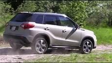 New Suzuki Vitara 2015 Suv Test