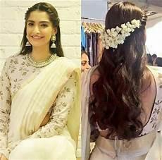 Hair Gajra Style