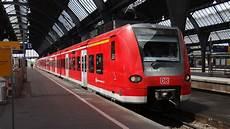 S Bahn Rhein Neckar Baureihe 425 In Karlsruhe