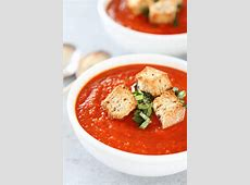 fresh roasted tomato soup recipe