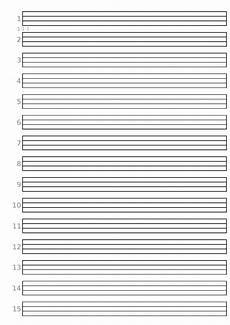 Kinder Malvorlagen Linienpapier Frisch Liniertes Papier Zum Ausdrucken In 2020 Liniertes