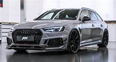 Abt S 530ps Audi Rs4 R Avant Is All The Estate You