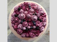 chocolate raspberry triple decker cake_image