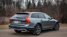 2019 volvo v90 cross country review a plush adventure