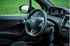 Essai Peugeot 208 Gti 30th Interieur 1 Le De Viinz