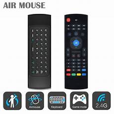 Tz02 Wireless Remote Airmouse Support by Mx3 2 4ghz Keyboard Wireless Air Mouse W Remote