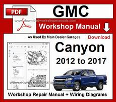 free online auto service manuals 2009 gmc canyon electronic throttle control gmc workshop manuals