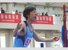 摸高世界纪录4米05,苏炳添,冠军张国伟