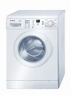 waschmaschinen bosch bosch wae283eco serie 4 waschmaschine test platz 3 bei