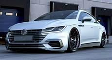 New Volkswagen Arteon Gets Its Tuning Sort Of