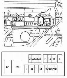 Nissan Note Fuse Box by Nissan Note 2004 2013 Fuse Box Diagram Auto Genius