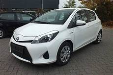 Toyota Yaris Jahreswagen - mechanismus in autos februar 2016