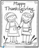 Happy Thanksgiving Friends  Projects For Preschoolers