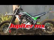 Jupiter Modif Trail by Yamaha Jupiter Mx Modif Trial Modifikasi Trail