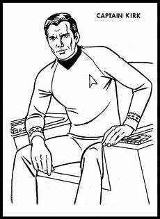 trek coloring book coloring pages