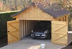 Garage Bois Combien Co 251 Te Un Garage En Bois