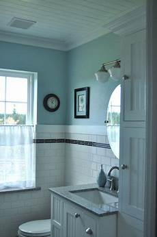Bathroom Tile Paint Malaysia by The Paint Is Sherwin Williams Quot Tradewind Quot And It S A Great